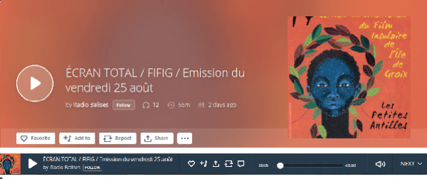 Radio Balises - Ecran Total #2