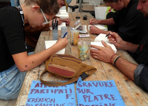 Arts Vivants – Ateliers – Surprises…