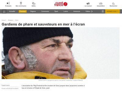Ouest France du 07-05-2019