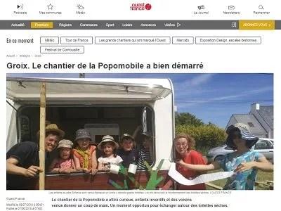 Ouest France du 07-06-2019