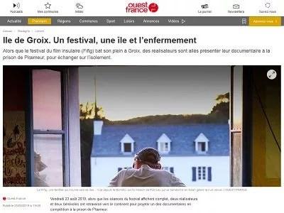 Ouest France du 25-08-19