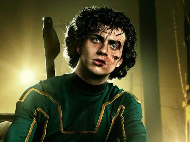 Aaron Taylor-Johnson Up For Avenger's Quicksilver? | FilmJuice