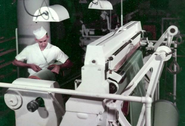 Bild: My father making film at Kodak von  Catskills Grrl