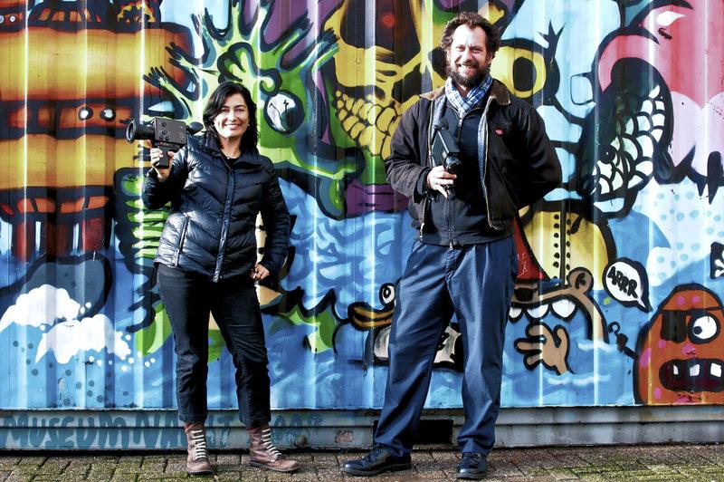 Lisa Marr & Paolo Davanzo