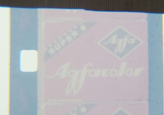 Agfacolor CK 17, abgelaufen Mai 1974 (Vorgänger des Agfachrome in der Mondrian-Schachtel)