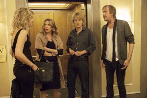 Izzy mit Delta Simmons, ihrem Ehemann Arnold und seinem Kumpel Seth Gilbert
