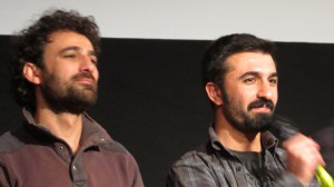 "Murat Eroglu (r), Film ""Before Sunrise"""