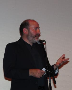 Regisseur Pat Collins