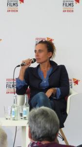 """Regisseurin Claudia Garde nach ihrem Film """"Eine gute Mutter"""""""