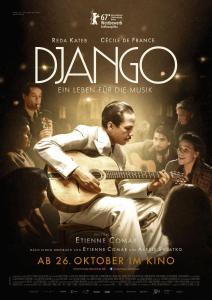 Django Kinoplakat