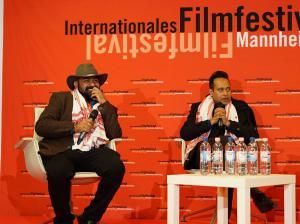 Produzent Amit Kumar Malpani und Regisseur Sanjib Dey