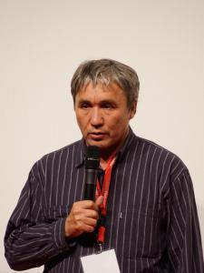 Regisseur Sabit Kurmanbekov