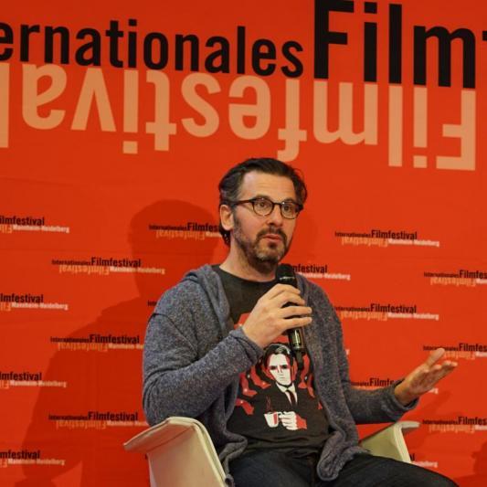 Regisseur Patrick Demers