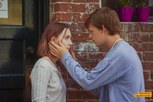 Saoirse Ronan und Lucas Hedges