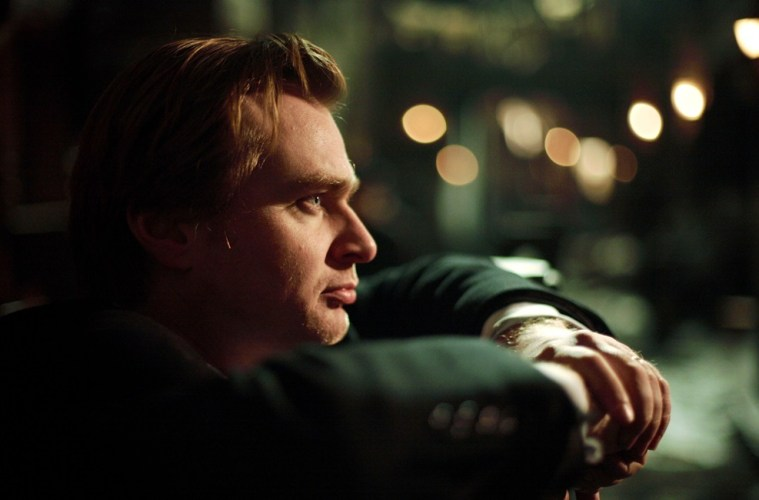 Film: The Prestige.     (2006)Director CHRISTOPHER NOLAN on the