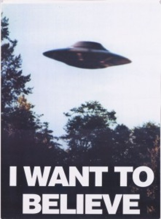 I Want to believe-filmloverss