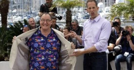 John Lasseter cannes - filmloverss