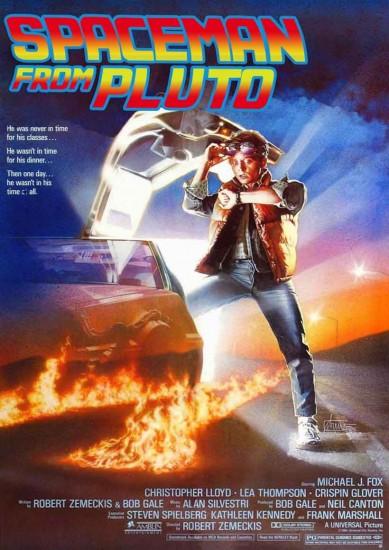Risultato immagine per back to the future spaceman from pluto