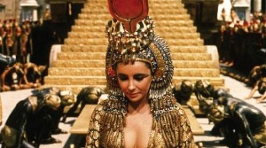 Cleopatra-Shekhar-Kapur-Elizabeth-Taylor-Kleopatra-Antik Mısır-Filmloverss