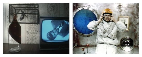 Mein Fenster (1977) & The Day Before (1984)