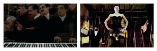 The Orchestra (1990) & Kafka (1992)