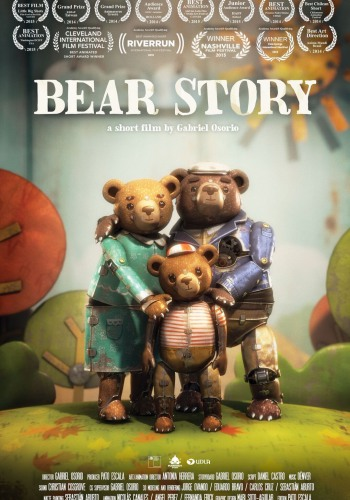 bear - story - poster - filmloverss