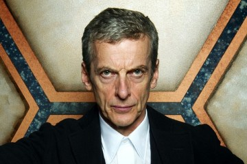 WARNING: Embargoed for publication until: 19/08/2014 - Programme Name: Doctor Who - TX: 23/08/2014 - Episode: n/a (No. n/a) - Picture Shows:  The Doctor (PETER CAPALDI) - (C) BBC - Photographer: Ray Burmiston