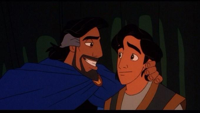 Aladdin-filmloverss