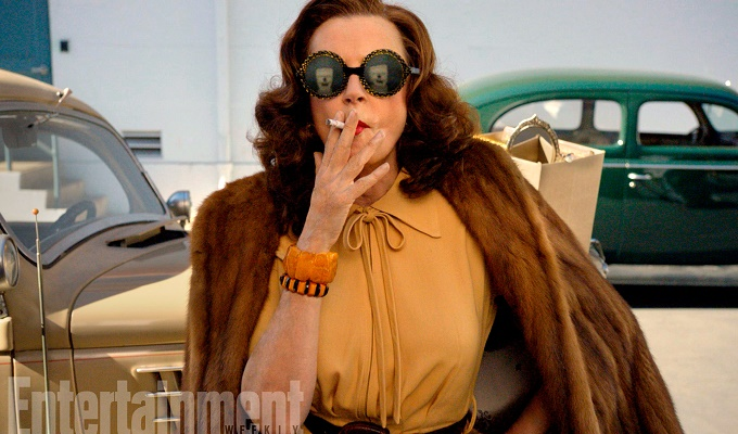FEUD 2017 Susan Sarandon as Bette Davis