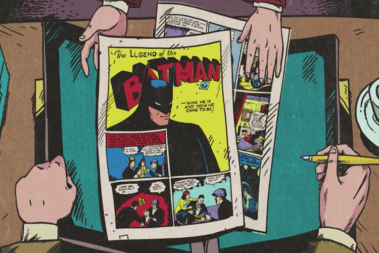 bill-finger-batman-and-bill-belgesel-fragman-filmloverss