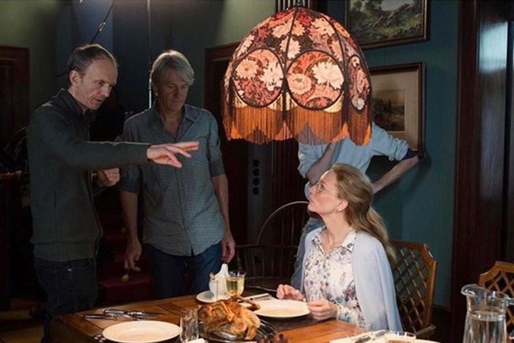 Julian Rosefeldt ve Cate Blanchett