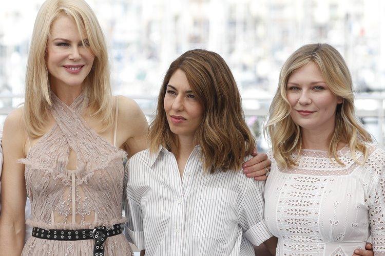 Nicole Kidman, Sofia Coppola, Kirsten Dunst
