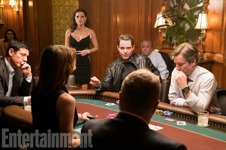 MOLLY'S GAME Jessica Chastain