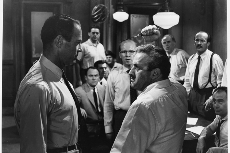 12 Angry man - FilmLoverss