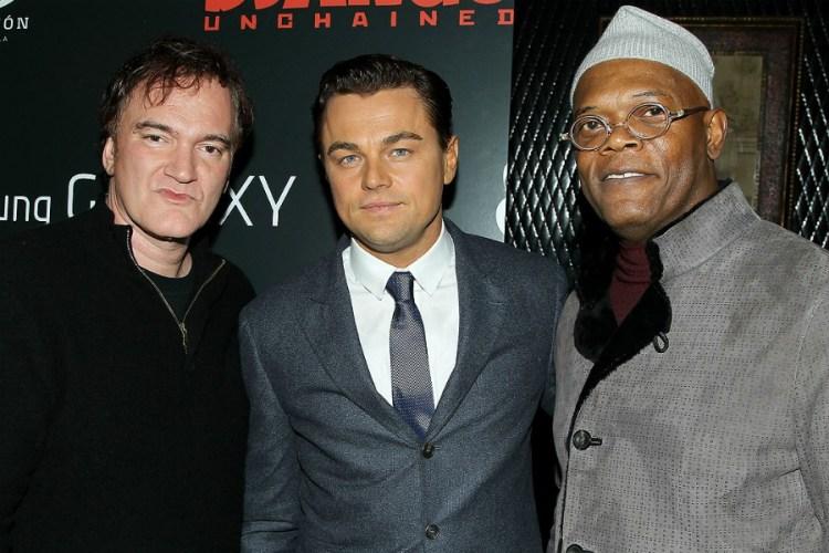 Quentin-Tarantino-Leonardo-DiCaprio-Samuel-L