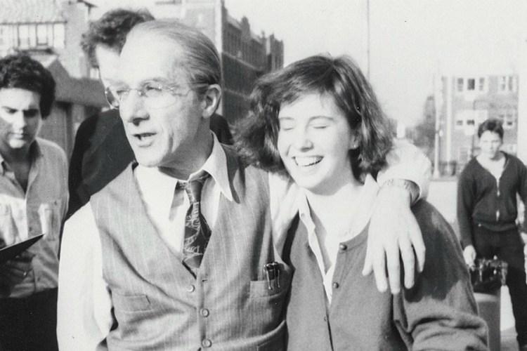 Dustin Hoffman ve Anna Graham Hunter