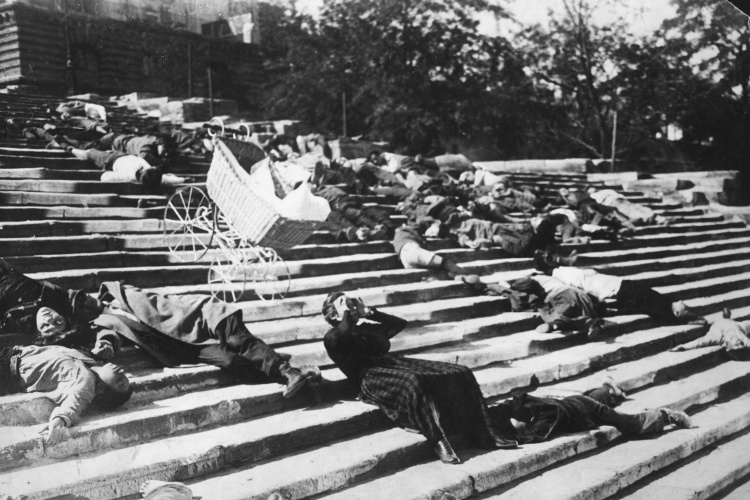 Battleship Potemkin-filmloverss