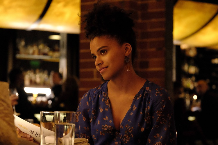 """ATLANTA -- """"Value"""" -- Episode 106 (Airs Tuesday, October 4, 10:00 pm e/p) Pictured: Zazie Beetz as Van. CR: Guy D'Alema/FX"""