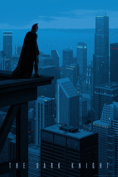 The Dark Knight / Rory Kurtz