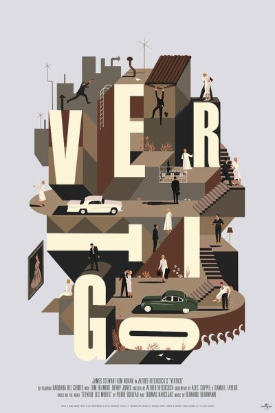 Vertigo / Adams Simpson