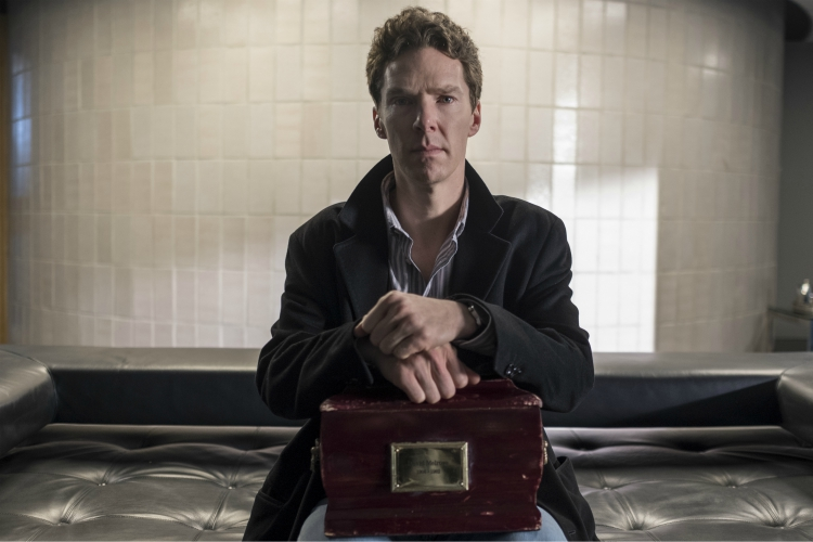 "Benedict Cumberbatch as Patrick Melrose in PATRICK MELROSE (Episode 101, ""Bad News"").- Photo: Ollie Upton/SHOWTIME - Photo ID: PM_101_B4_OLLIE9735.R"