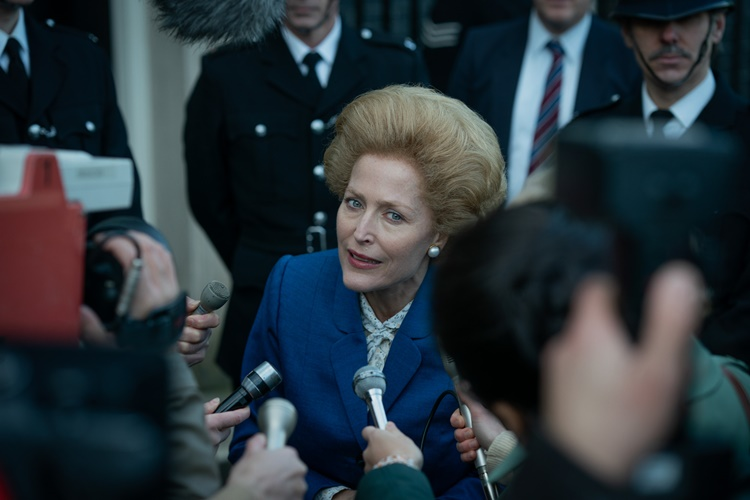 The Crown 4. Sezon