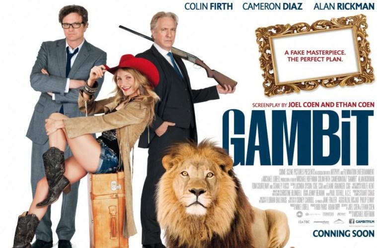 Gambit - filmloverss