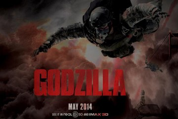 Godzilla 2014 - filmloverss