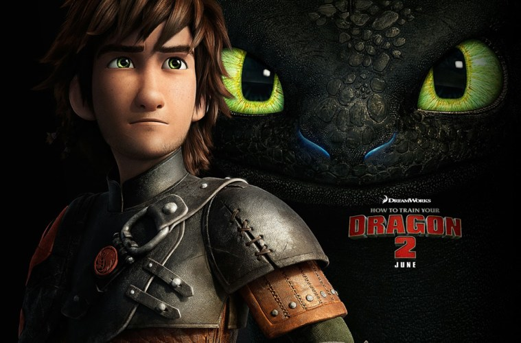 How to Train Your Dragon 2 - filmloverss