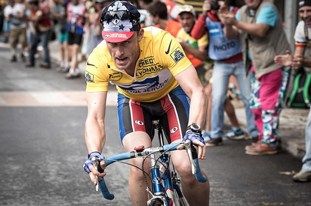 Lance Armstrong movie - filmloverss