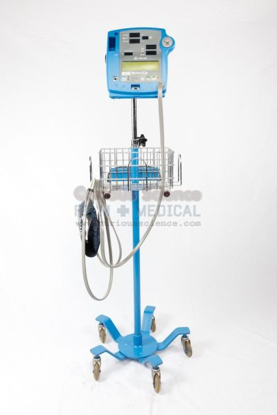 Blood Pressure Monitor on stand  FILM MEDICAL