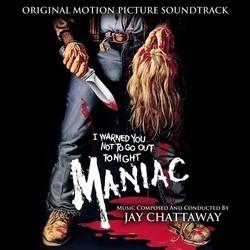 Film Music Site - Maniac Soundtrack (Jay Chattaway) - Blue Underground (2013)