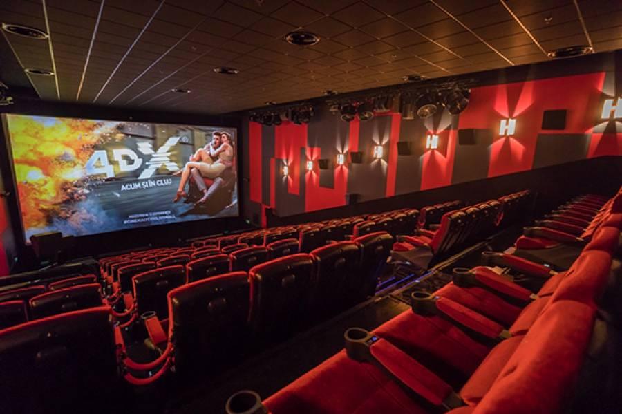 Cinema City Opens Its Fifth 4DX Cinema in Romania - FilmNewEurope.com