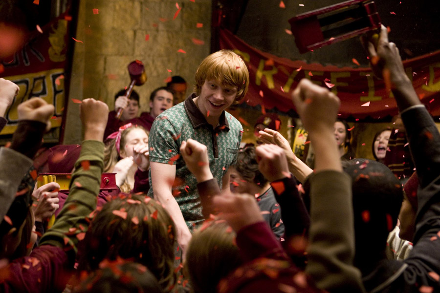 Rupert Grint, the biggest success in the HP franchise?